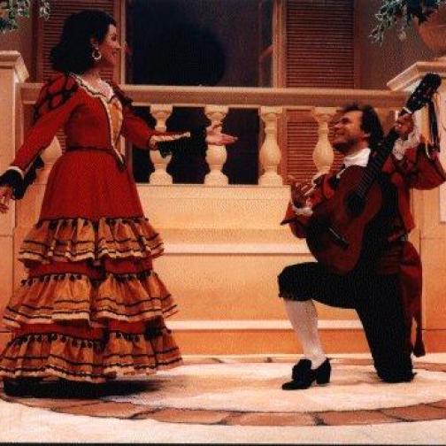 Figaro - Court Opera, Richmond Theatre